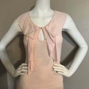 GAP Pink Sleeveless Top